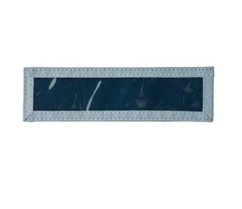 Window ID Paneel blauw