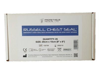 Russell chest seal groot verpakking 25 stuks